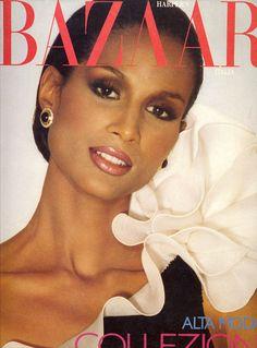 Beverly Johnson - Legendary Supermodel