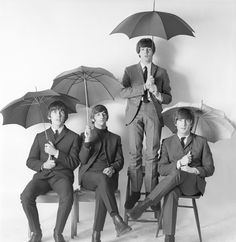 Beatles '65 Black & White