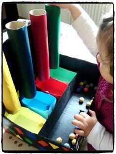 Le jeu des couleurs : motricité – Mes humeurs créatives by Flo