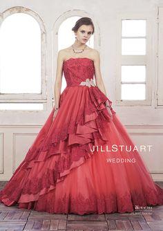 ロマンティックで可愛いデザインばかり!『ジルスチュアート ウエディング』の新作ドレス全7着まとめ♡にて紹介している画像