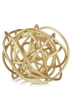 Kelly Wearstler.com | Kelly Wearstler Home Objects Brass Knot