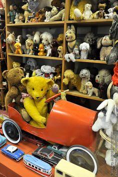 Музей настоящей игрушки в Москве (37 фото)