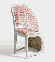 Sebastian Brajkovic -  Lathe V chair... really like this chair for some reason