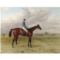 The marquess of Hastings Bay Colt quotLecturerquot by Harry Hall