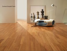 Tavar Parquet , Contract Doussie Trend  parquet is an option for lovers of real wood.   Think about it for hospitality projects  (12)