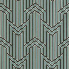 Limelight Wallpaper 10486/ Peacock 403 - MOKUM - Upholstery, Drapery, & Wallpaper