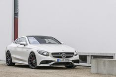 Mercedes S63 AMG Coupe 2015 Photo