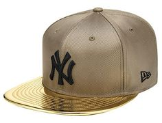 Ballistic Gold New York Yankees 59Fifty Fitted Cap by NEW ERA x MLB
