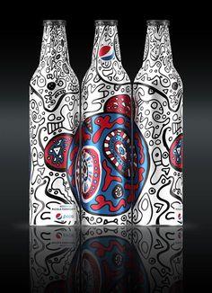 Nicola Formichetti on Pepsi's Packaging Design Challenge PD