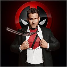 Deadpool is lucky to have #RyanReynolds as his alter ego!   Agree??? #share #buy18eshop