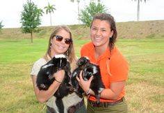 New skunks at the park! Welcome!