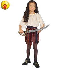 Disfraz de Pirata #disfraces #infantil #carnaval