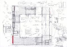 La importancia del Croquis en el trabajo del Arquitecto...dibujar muchooooo