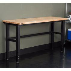 Trinity Wood Top Work Table - TLS-720