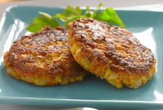 Low-Fat Cauliflower Carrot Latkes would be a perfect lower carb side to your Turkey.