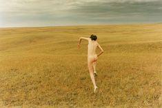 Running Field by Ryan McGinley