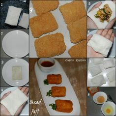 make a quick tea time snack Indian Food Recipes, Indian Foods, Tea Time Snacks, Iftar, Appetisers, Step By Step Instructions, Starters, Love Food, Food To Make