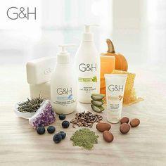 Kendin ve ailen için her gün sağlıklı, mutlu görünen ve hissedilen bir cilt için yeni G&H Vücut Bakım Serisi'ni dene!