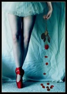 #Pointe #Ballet #Rouge