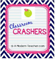 Classroom Crashes is a series that shows off creative classroom ideas from REAL teachers in REAL classrooms. Check it out!