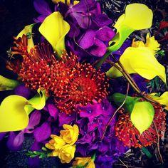 Katy's Bouquet // Modern bridal bouquet.