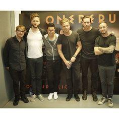 OneRepublic in Mexico