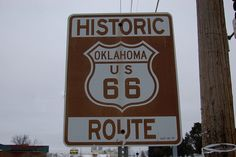 Historic Route through Tulsa Tulsa Oklahoma, Oklahoma City, Sapulpa Oklahoma, Places To Travel, Travel Things, Travel Stuff, Tulsa Time, Route 66 Road Trip, Trail Of Tears