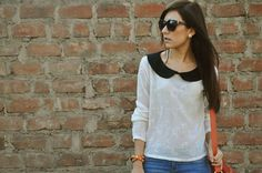 El cuello bebé Forever 21, Zara, Outfit, Women, Fashion, Cut Out Shoulder Top, Bebe, Poppies, Outfits