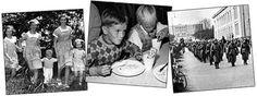 40-talet – Sverige bygger folkhemmet