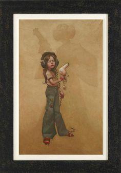 wonderful illustrations of the imaginative lives of children