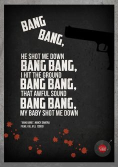"""Bang Bang"", Mark Boone Junior (Bobby Elvis). This song always reminds me of Jax when he killed Gemma"