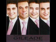 Quarteto Gileade - Cristo está voltando (Acapella)
