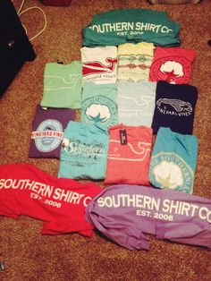 Vineyard vines and southern shirt co