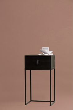 Zola Night Stand WOOOD • WOO .Design Bedside Cabinet, Nightstand, Dresser Drawers, Sweet Home, Bedroom, Modern, Table, Furniture, Design