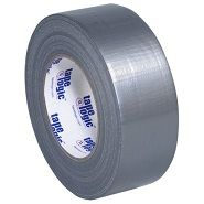 "2"" x 60 yds Economical Silver Duct Tape"