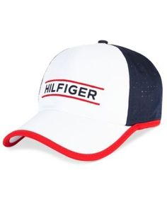 Tommy Hilfiger Men s Golf Cap - White Gorras 959af3f8948