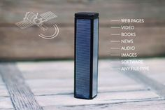 LANTERN: One Device, Free Data From Space Forever.  Global access to the web's best content on your mobile device, anonymously and uncensored - Free Outernet