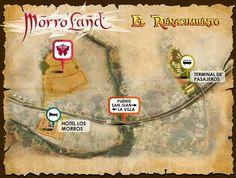 Feliz fin de semana para todos nuestros fieles#raversseguidores!! Esta es la ubicación exacta de la locación donde se realizara el festival electrónico#morroland2016  A 5 MINUTOS DEL CENTRO DE SAN JUAN. A 800mts DEL TERMINAL DE PASAJERO. A 30mts DEL HOTEL LOS MORROS A 15 mts DE LA CARRETERA NACIONAL.  Cada vez falta menos!! APROVECHA LAS ENTRADAS EN OFERTA! 1 ENTRADA X 3000bsf 2 ENTRADAS X 5000bsf  Entradas disponibles en:  ASOBROSTER - THE ONE FITNESS - TROPI PIZZA ORBITA SPORT (CC ELYMAR)…