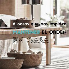 Un hogar bien organizado es aquel donde cada elemento tiene su lugar y,no, un lugar cualquiera sino el adecuado para cada cosa. Un hogar organizado es aquel en el que todos sus habitantes saben don…