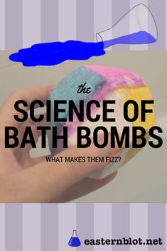 How do bath bombs work? Why do they fizz once they hit the water? This video explains the science of bath bombs, and takes you through the recipe.
