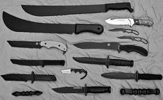 knife collection - Google Search