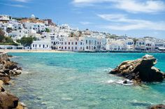 Mykonos, Greece!