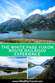 The White Pass Yukon Route Railroad Experience - starts in several spots including Skagway Alaska & finishes in Carcross Yukon Territory Travel Trip Travel Travel Getaways Getaways Train Travel, Travel Usa, Solo Travel, British Columbia, Amazing Destinations, Travel Destinations, Yukon Canada, Yukon Alaska, Parks Canada