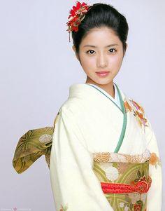 """Satomi Ishihara, Japan ~ Miks' Pics """"Japan l"""" board @ http://www.pinterest.com/msmgish/japan-l/"""