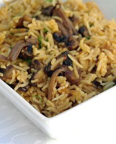 Rice with mushrooms in the Indian: of rice of mushrooms cut into 4 1 onion diced 2 pinches Veggie Recipes, Indian Food Recipes, Asian Recipes, Vegetarian Recipes, Healthy Recipes, Ethnic Recipes, Garam Masala, Cooker Recipes, Food Inspiration