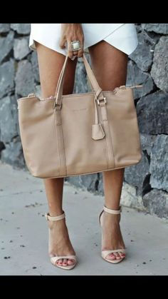Zara Real Leather Nude Beige Ankle Strap Wide Heel Sandals Shoes Bloggers Fav   #zara #StrappyAnkleStraps