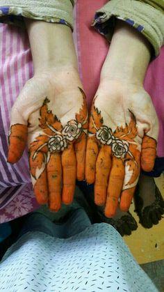 Humera Henna Flower Designs, Hena Designs, Latest Henna Designs, Arabic Henna Designs, Flower Henna, Henna Designs Easy, Beautiful Henna Designs, Henna Tattoo Designs, Tattoo Ideas