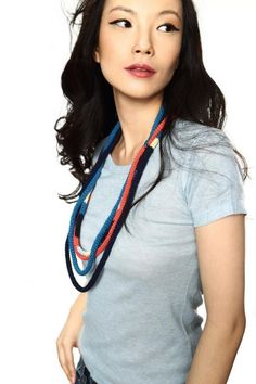 Gorgeous, fashion-forward accessories straight from...Tibet