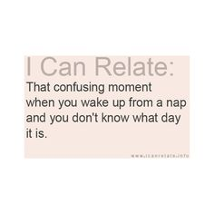 Relatable blog.. ❤ liked on Polyvore featuring i can relate, quotes, words, text and funny