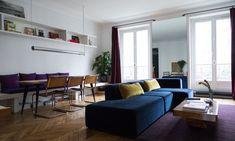 Anne-Fleur Broudehoux et Thierry Lebraly Salon Roseanna Paris